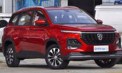 The cheap version of the new Chevrolet Captiva on sale in China