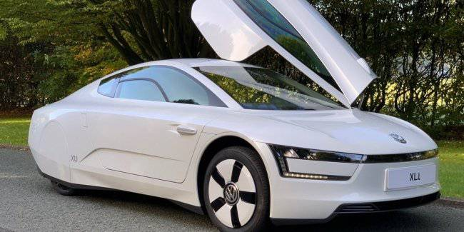 Diesel Volkswagen XL1 to be auctioned in Birmingham