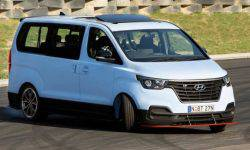 Hyundai introduced the 402-horsepower version of the van iMax/H-1 for drifting