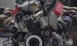 In Australia in units, GM has designed a 760-horsepower V12 engine