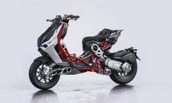 Next year Italy will again present scooter Italjet Dragster