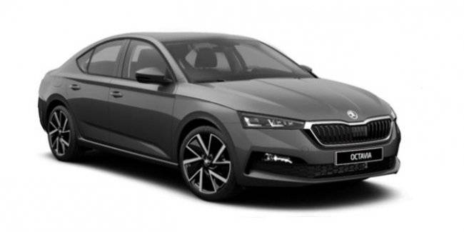 The appearance of the new Skoda Octavia is no longer a secret