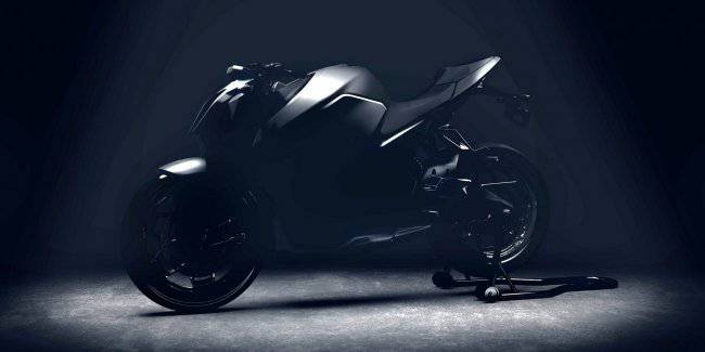"""Killer"" molekularnych motorcycles: Indian brand will present 13 Nov electric bike"