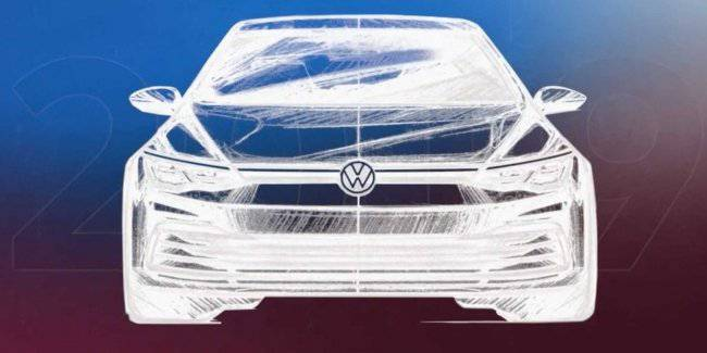 Volkswagen has announced the premiere of the new VW Golf