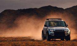 """Top Land Rover Defender will compete with """"Gelika"""""""