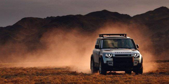 "Top Land Rover Defender will compete with ""Gelika"""