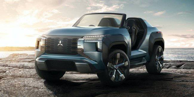 Mitsubishi has introduced the concept of MI-TECH