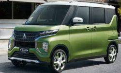 Mitsubishi has introduced the concept of Super Height K-Wagon