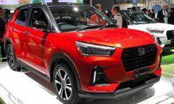 Toyota showed in Tokyo the new crossover Daihatsu Rocky
