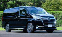 Toyota has another luxury MPV
