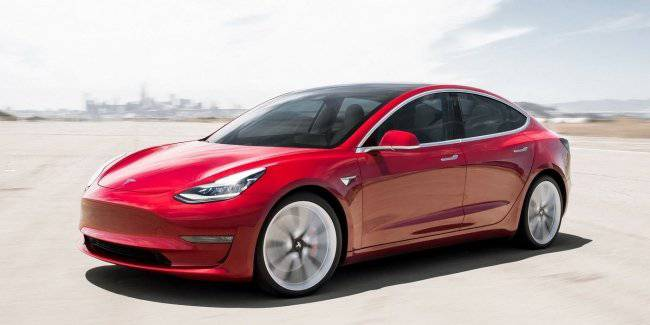 The most popular electric vehicles in Europe became Tesla