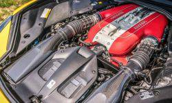 Ferrari has patented an unusual version of the engine