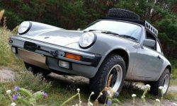 34-year-old off-road the Porsche 911 put up for sale at the price of new