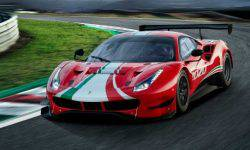 The Network has presented the new Ferrari 488 GT3 Evo created within two years