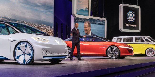 The head of Volkswagen Group suddenly stood up for Tesla