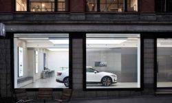 In Norway opened a shop Polestar without sellers