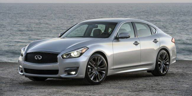 Q70 sedan will be removed from production