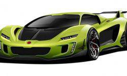 The new German supercar will challenge the Bugatti and McLaren