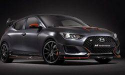 """Hyundai Veloster N got the """"evil"""" version of the Performance"""