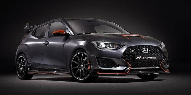 "Hyundai Veloster N got the ""evil"" version of the Performance"