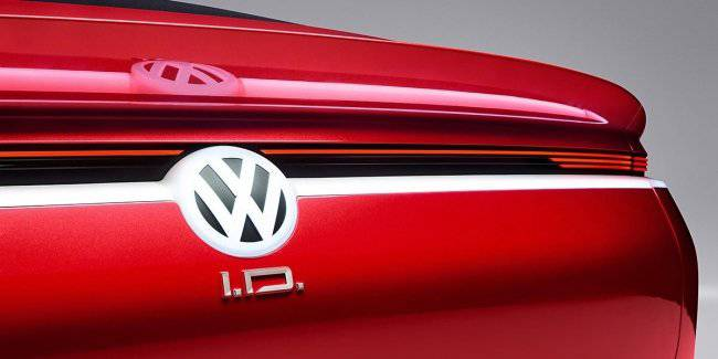 Volkswagen will show a new concept of ID in November