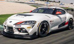 Toyota has unveiled the racing version of the Supra GR