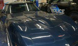 Chevrolet Corvette that was stolen 40 years ago decided to return to the owner