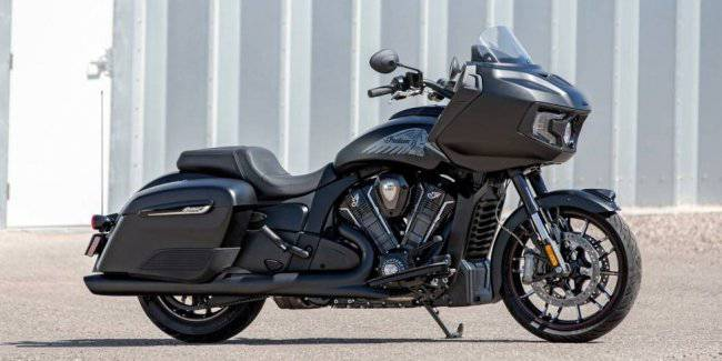 Indian Motorcycle introduced the rival Road Glide from Harley-Davidson
