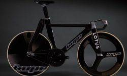 Lotus built a carbon bike