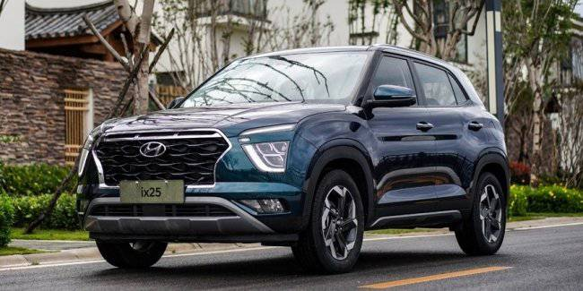 New Hyundai Creta got a new engine, a huge touchscreen and cheaper