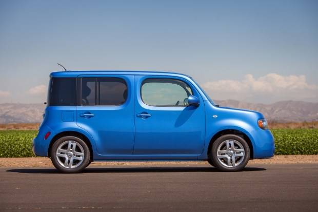 Nissan is going to permanently stop production Cube
