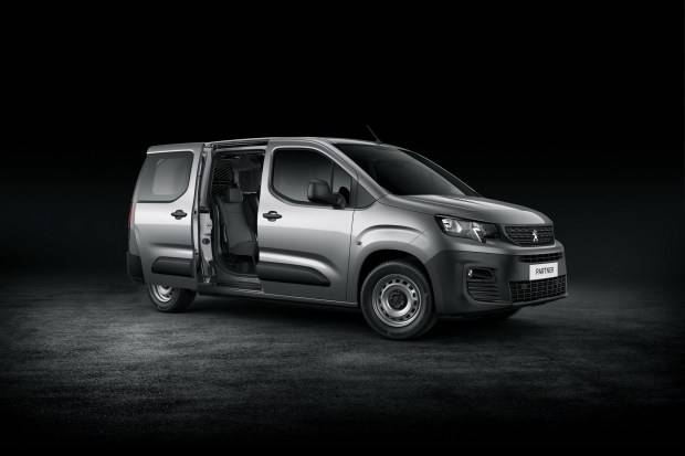 Peugeot is preparing a new version of Partner van