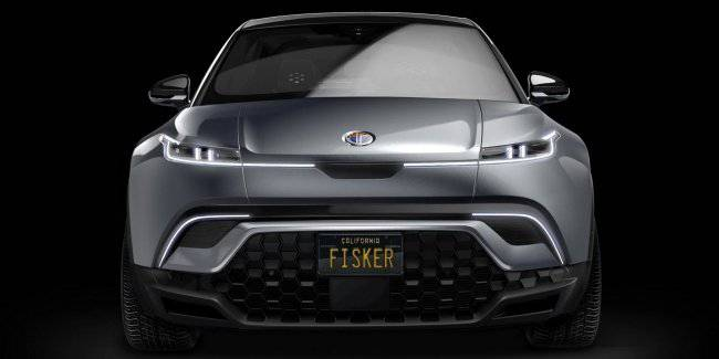 Electric SUV company Fisker received the name Ocean