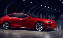 Tesla Model S received an increase in power