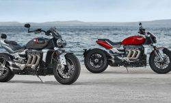 Triumph company announced the prices R Rocket 3 and Rocket 3 GT