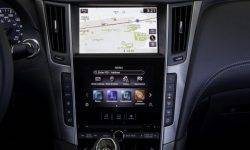 "Infiniti has updated the ""multimedia"""