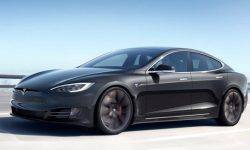 Tesla did the electric car the Model S is more powerful to compete with the Porsche Taycan
