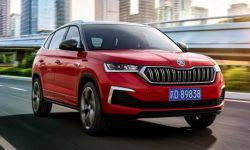 The compact SUV Skoda Kamiq GT debuted in China