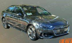 In China will be available to new Audi A4 L in the variation 40 TFSI