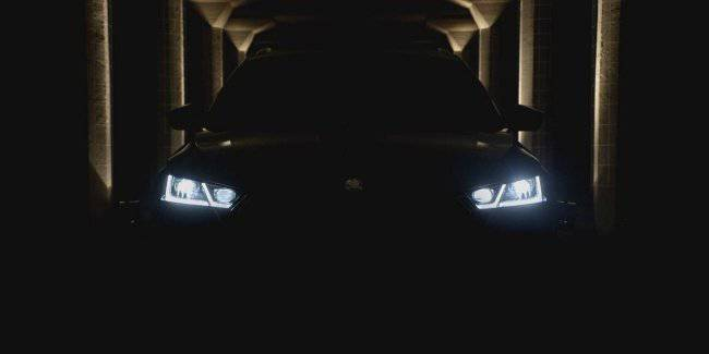 Skoda has published the first video of the new Octavia