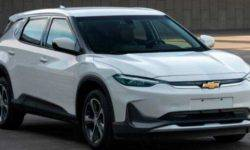 The first electric car Chevrolet debuts November 8