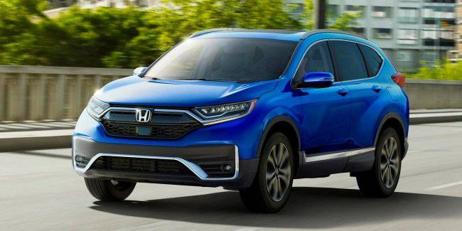 Honda has determined the price tags for the updated Honda CR-V