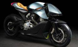 Aston Martin condescended to motorcycle