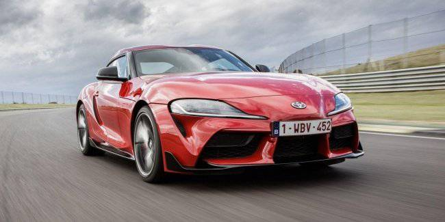 "Created the world's first new Toyota Supra to ""mechanics"""