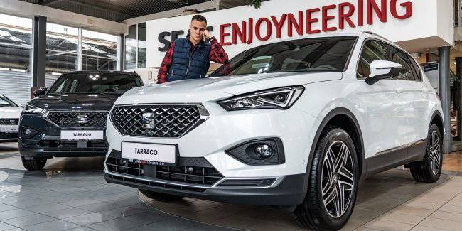 Chepachet: What is better Skoda SEAT Tarraco Kodiaq?