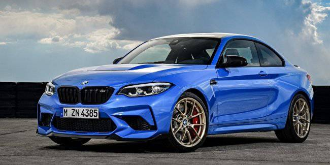 """Loaded"" coupe BMW M2 got a 450-horsepower engine"