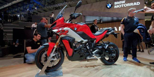 2019 EICMA: BMW has introduced a series of new products