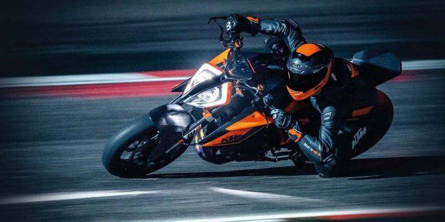 KTM pleased with the new products on display at EICMA