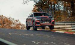 Not yet introduced Audi RS Q8 set a record Nurburgring