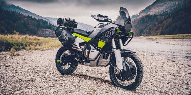 Husqvarna was intrigued by the new curandero Norden 901